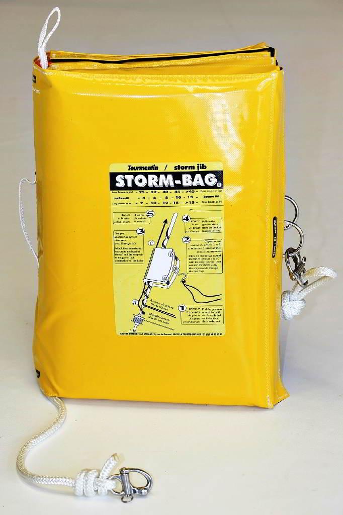 Storm-bag : le tourmentin pour enrouleur